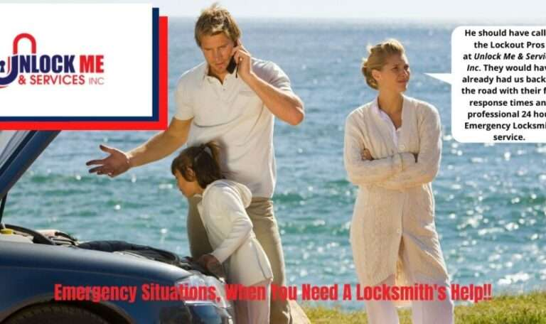Emergency Locksmith Service In Tampa Florida