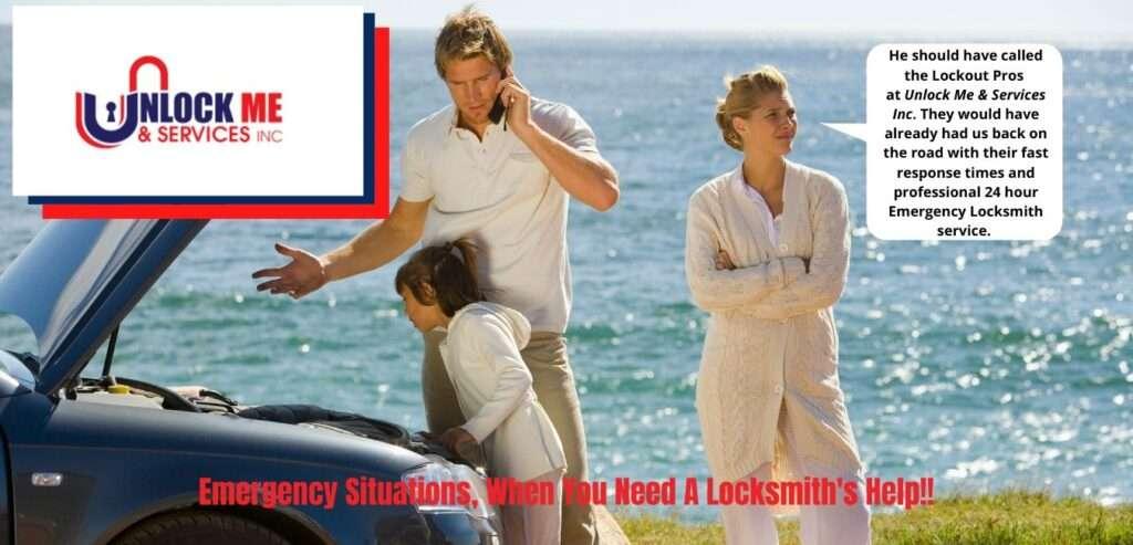 Emergency Locksmith Service In Tampa Florida