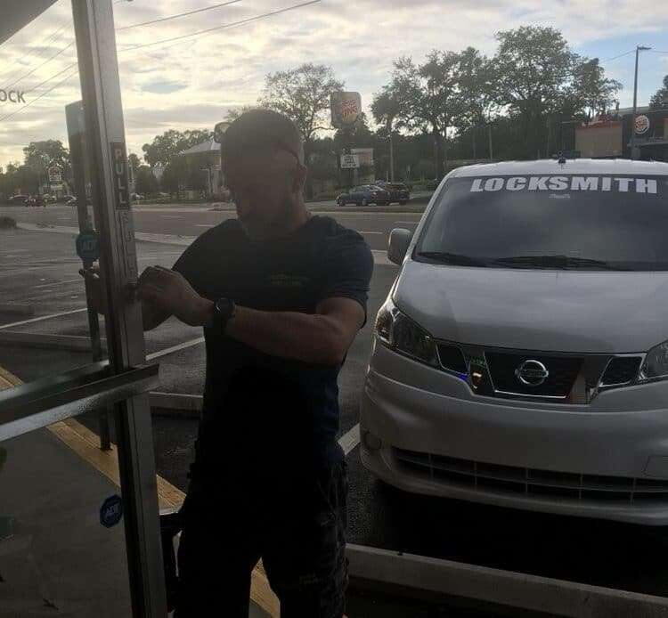 Commercial Lockout Services Bay Area