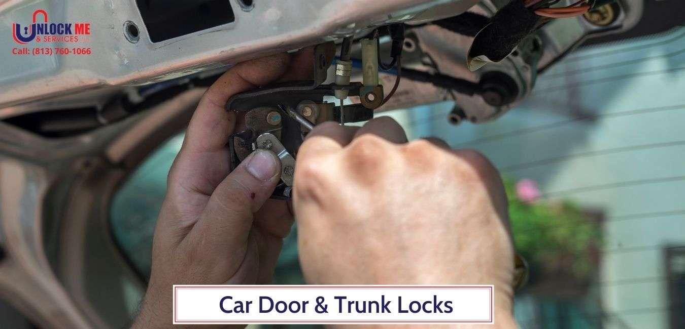 Car Door And Trunk Locks- Unlock Me & Services Inc (813) 760-1066