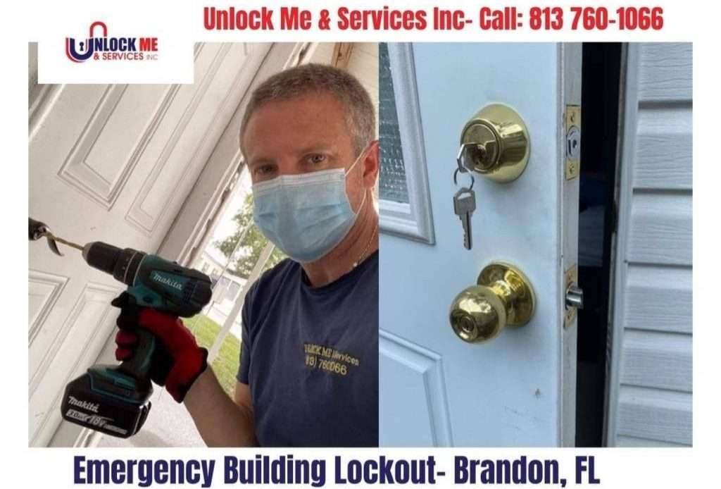 Emergency Lockouts Emergency Locksmith Service Building Lockouts